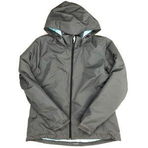 Adidas gray Wandertag Insulated Jacket